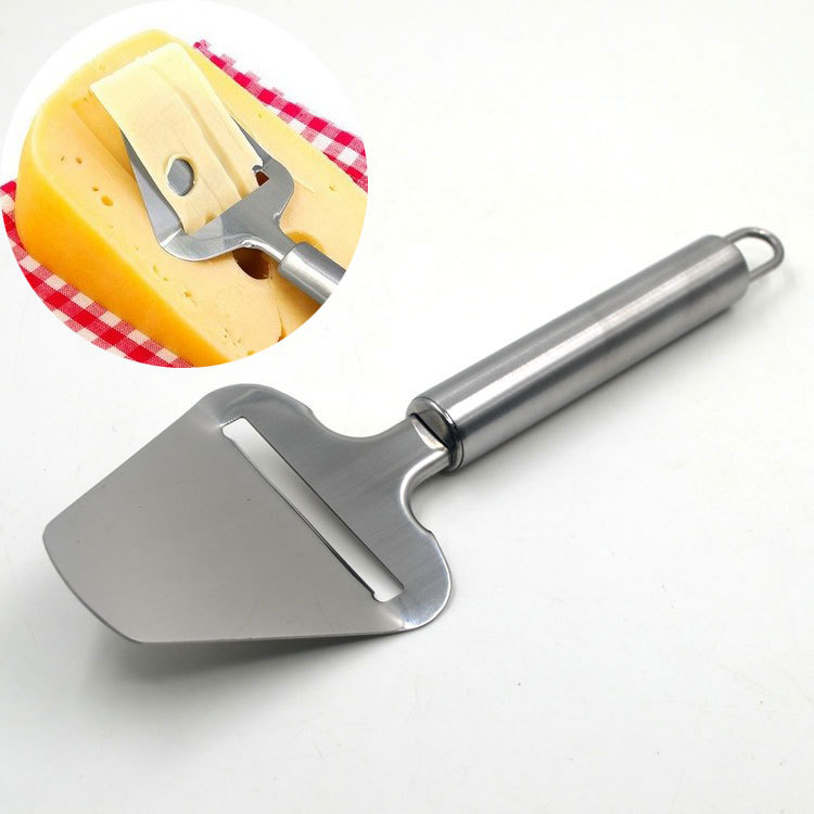 Stainless Steel Cheese Plane Slicer Butter Grater Cutter Kitchen Tools D