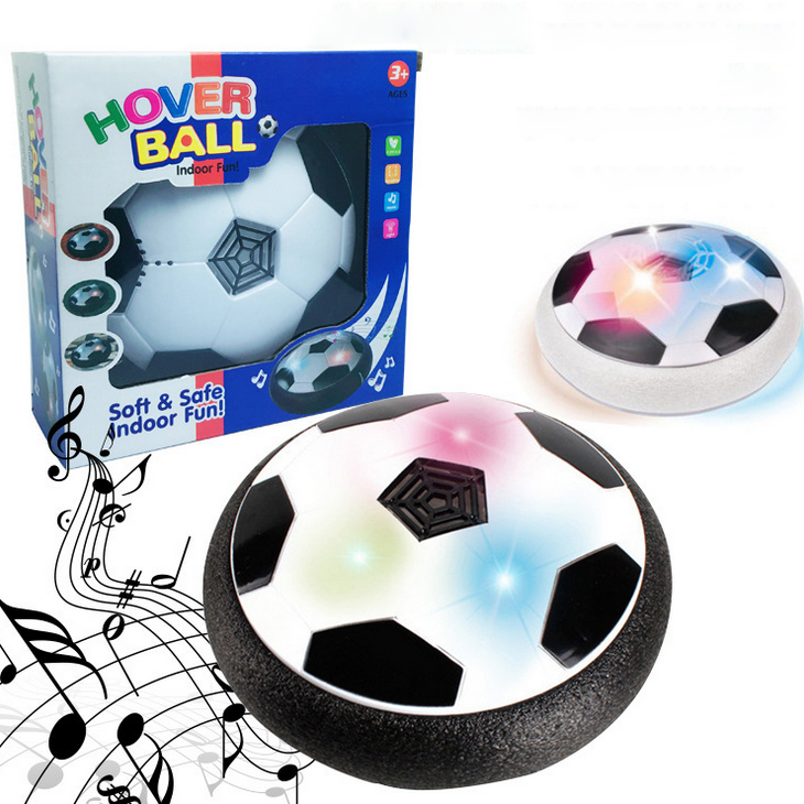 Buy Hover Soccer Ball for Toddlers & Kids with Flashing Colored ...