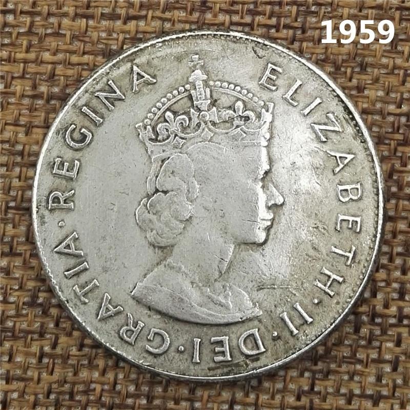 Antique commemorative coins