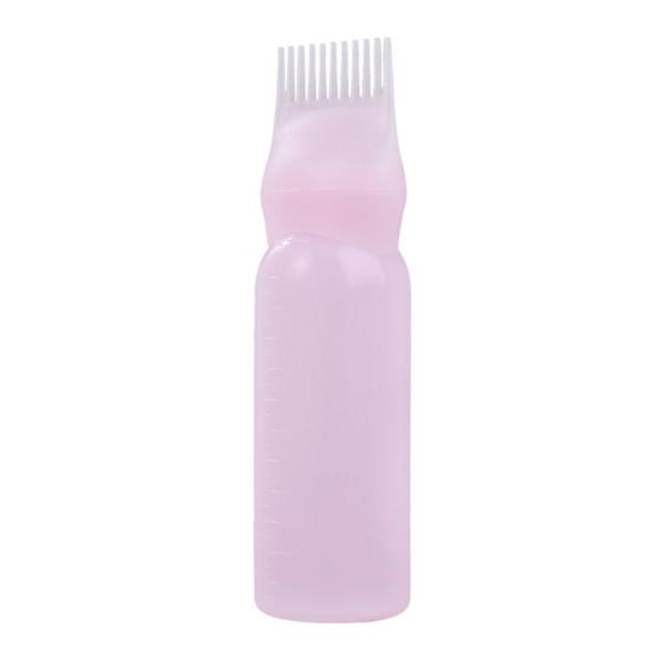Buy 120ml Hair Dye Bottle Applicator Brush Dispensing Kit ...